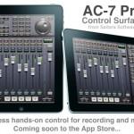 iPad DAW Controller