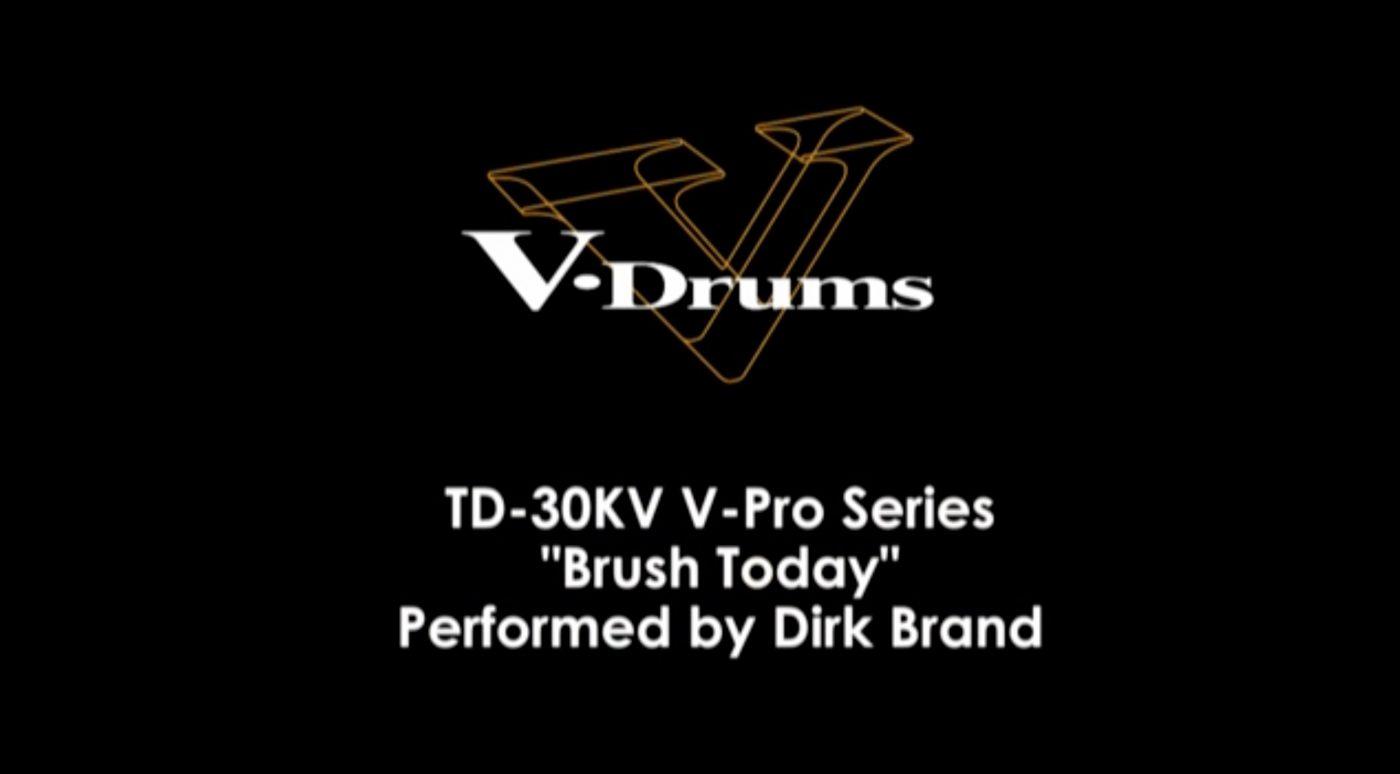 Roland TD 40KV V-Drums Demo