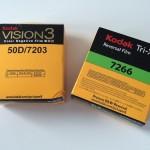 Kodak 8mm cartridges