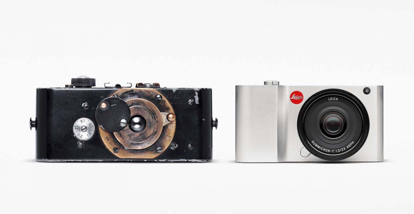 Leica T and Ur-Leica