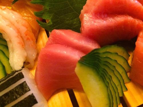 Matsumi tuna sashimi - toro