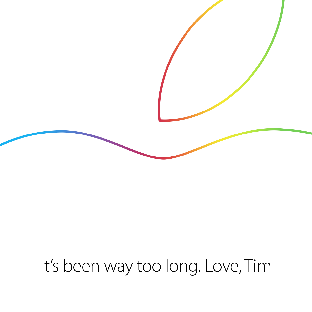 Love - Tim Cook