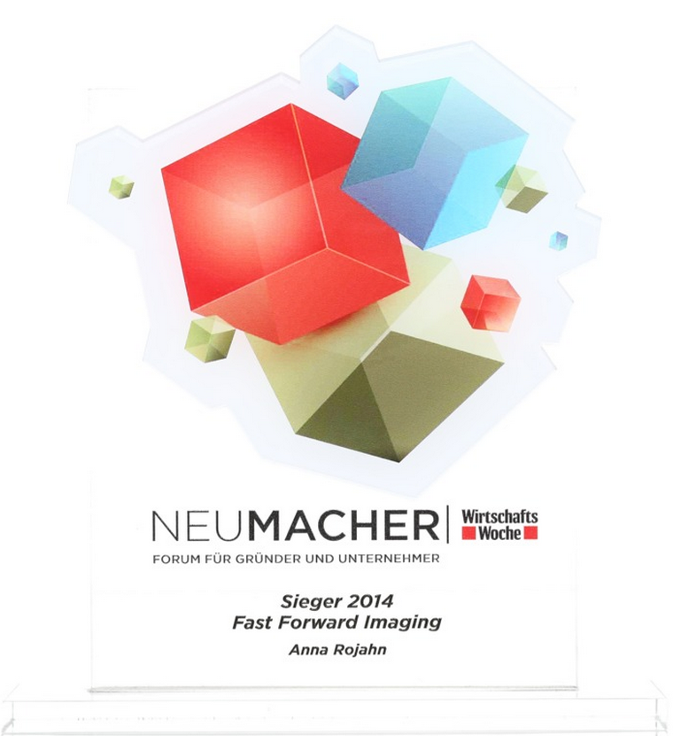 FAST FORWARD IMAGING - Neumacher Award 2014