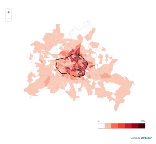 Airbnb vs. Berlin