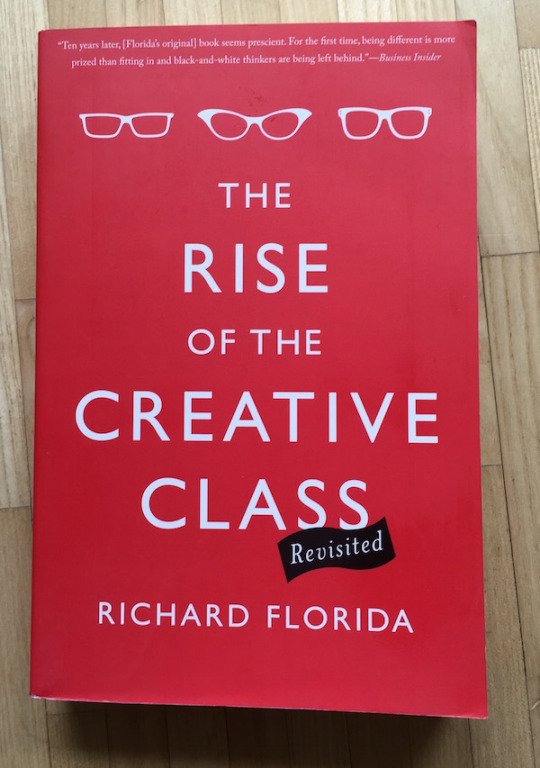 Richard Florida - The Rise of the Creative Class