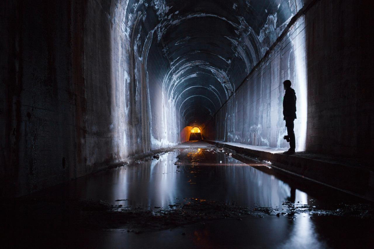 San Francisco - underground- tunnels - 2