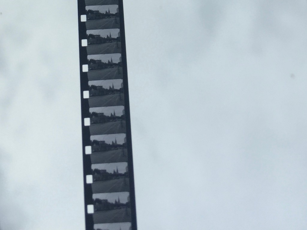 8mm - developed 8mm film material - 2