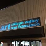 art silicon valley san francisco 2015 entrance