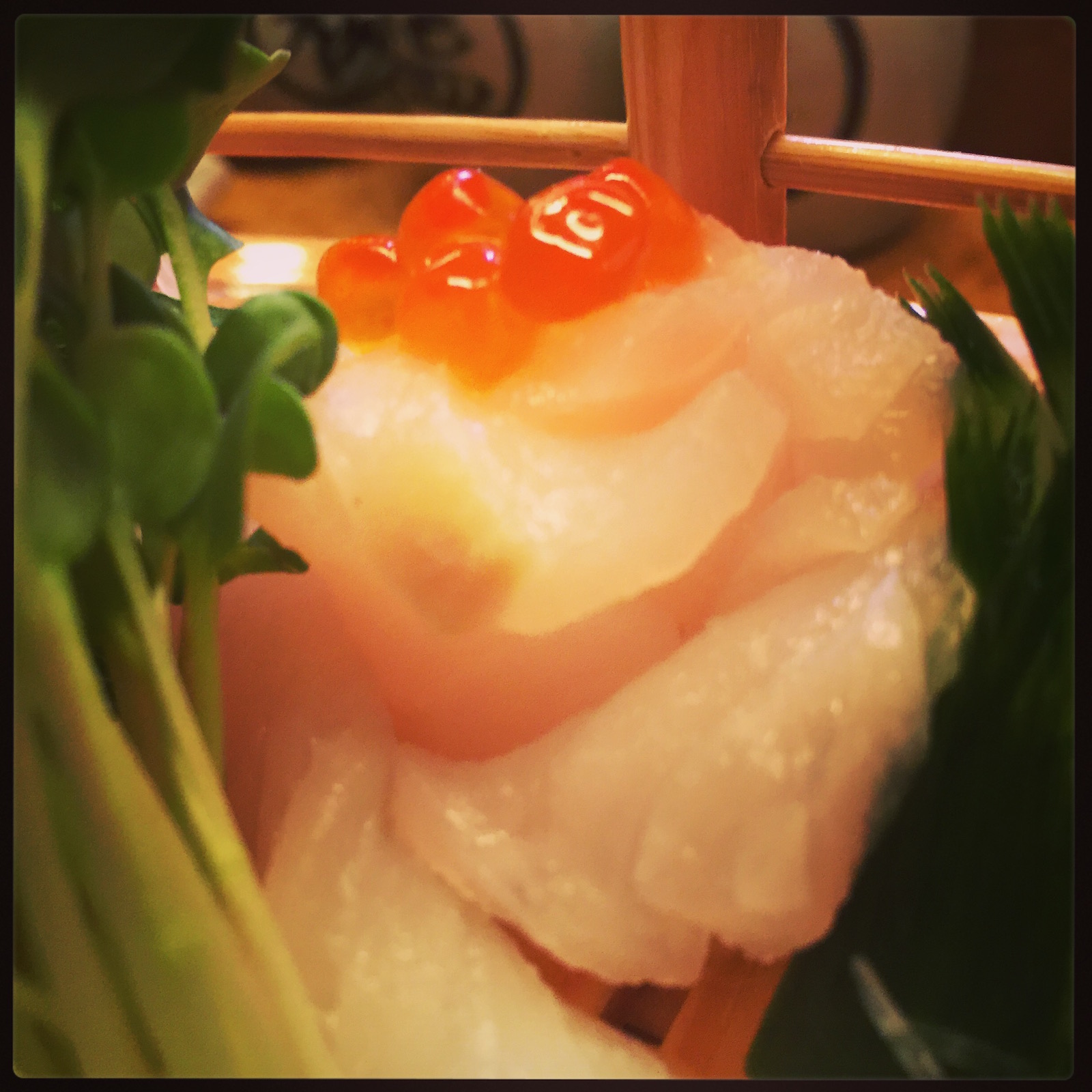 Matsumi - hirame sashimi