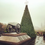 Christmas tree at Jackson Square