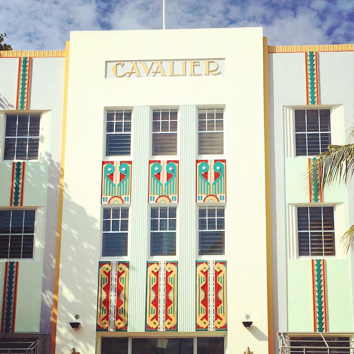 Miami Beach - Ocean Drive - Cavalier