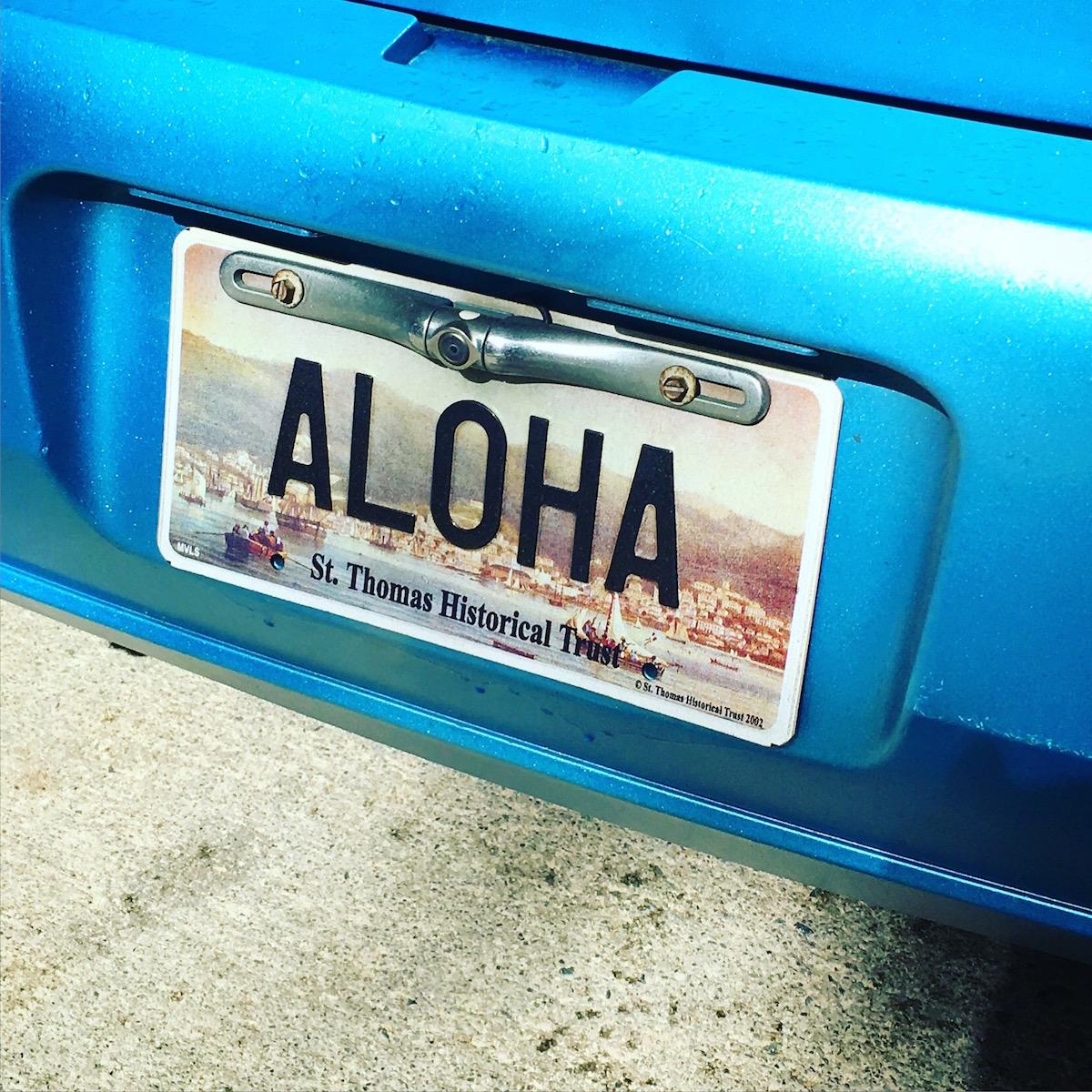 St. Thomas USVI - Aloha