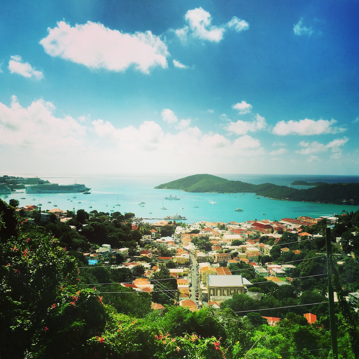 St. Thomas USVI - Long Bay Harbor