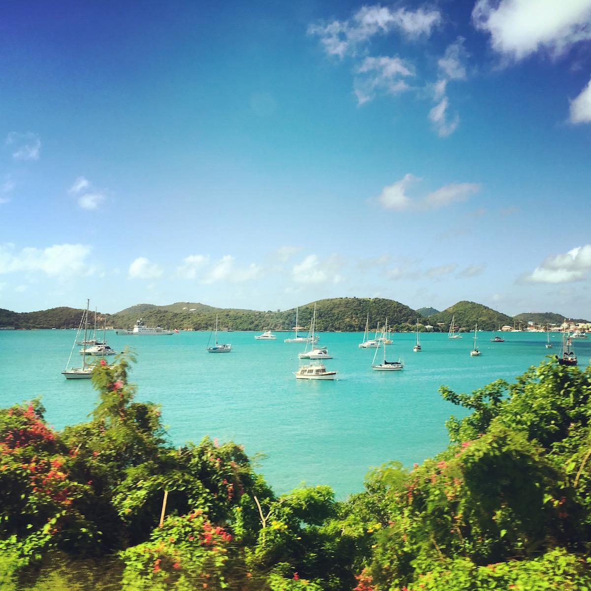 St. Thomas USVI - Long Bay