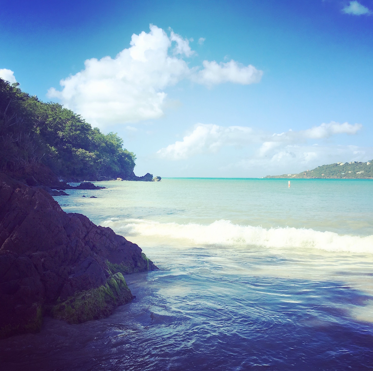 St. Thomas USVI - Magen's Bay Beach