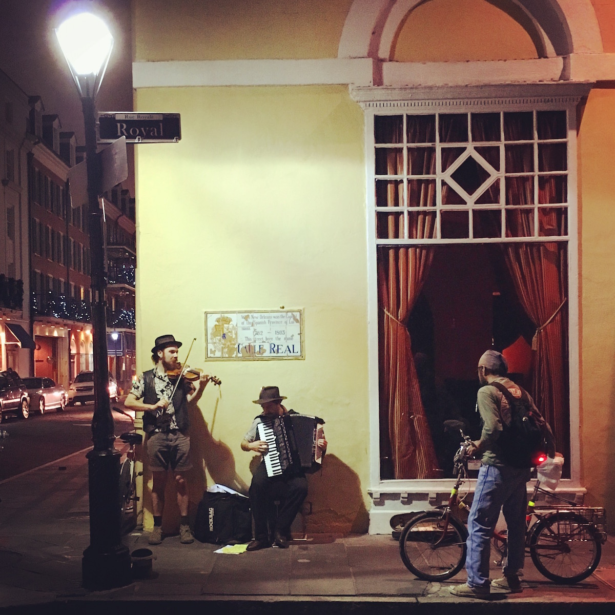 Street Music in New Orleans - 2