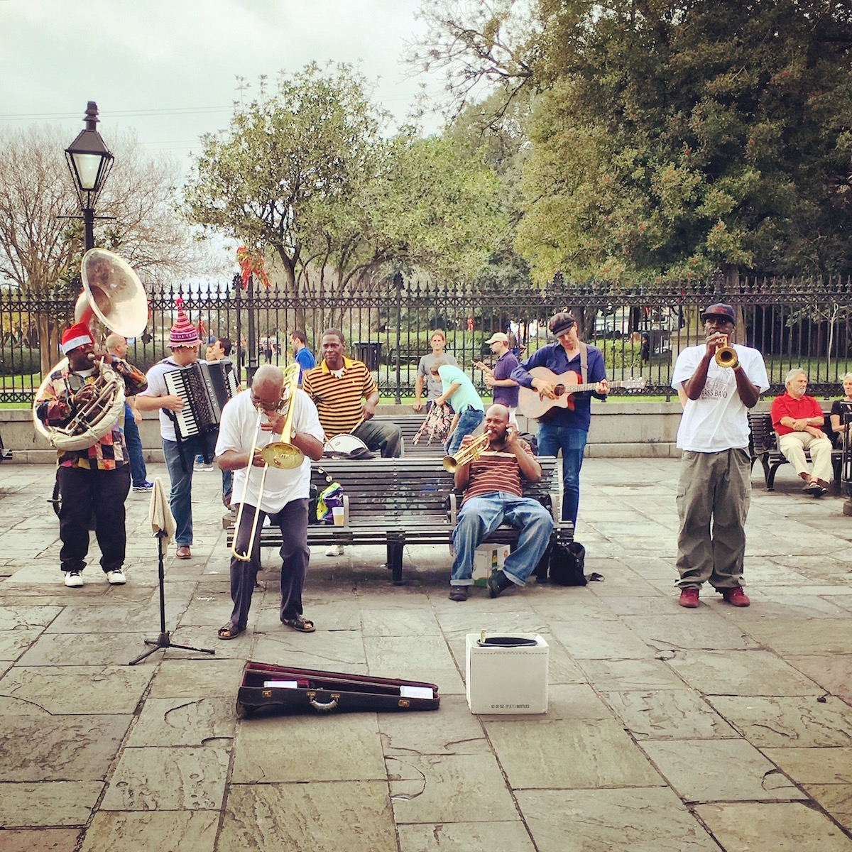 Street Music in New Orleans - 5
