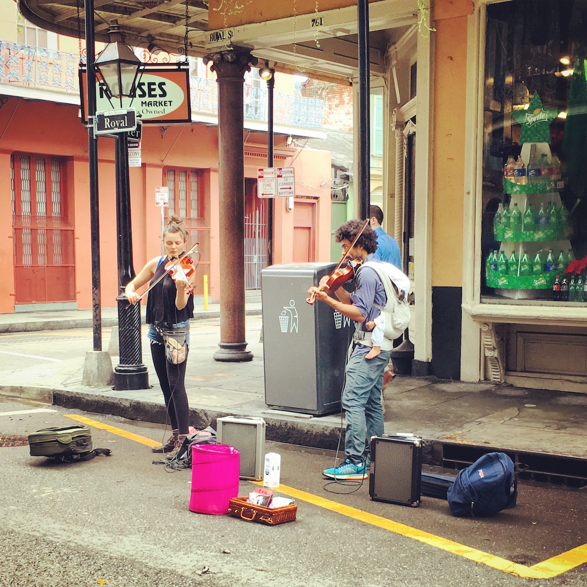 Street Music in New Orleans - 7