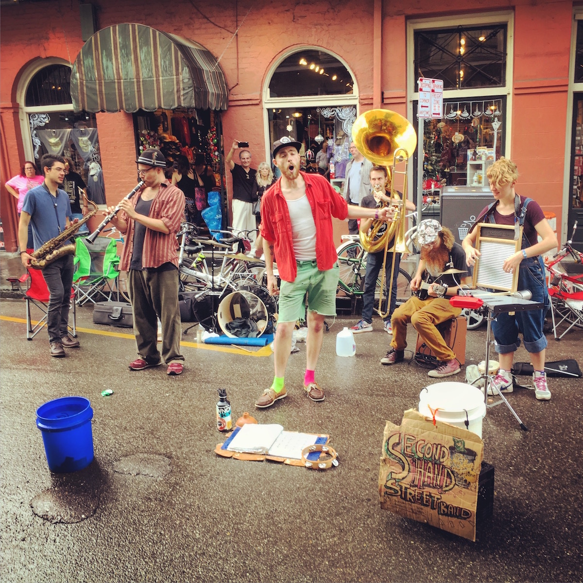 Second Hand Street Band