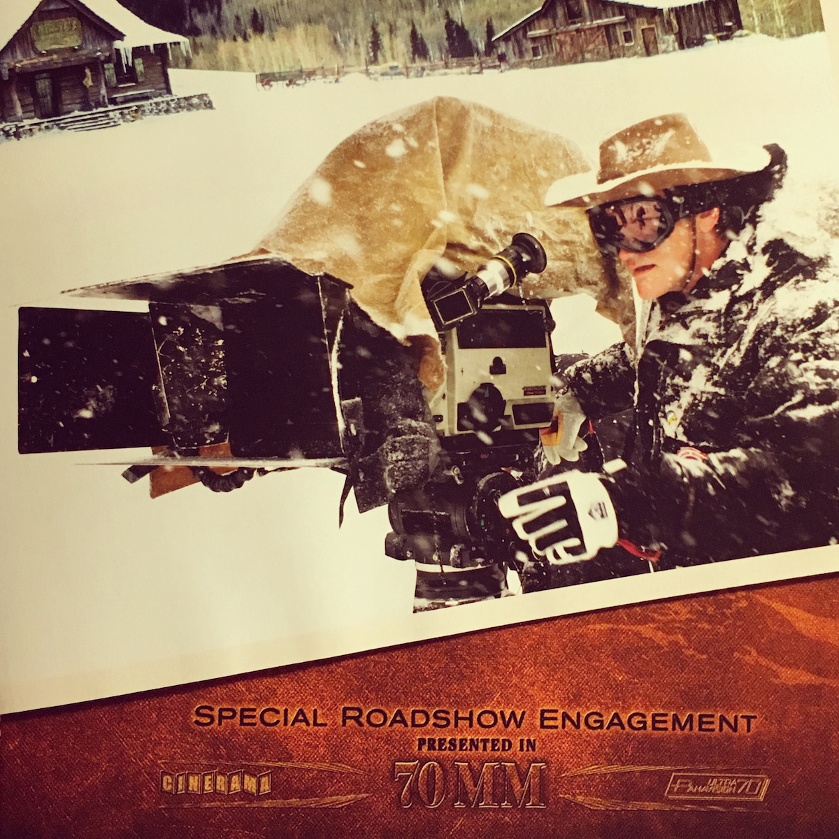 The Hateful Eight Roadshow Engagement