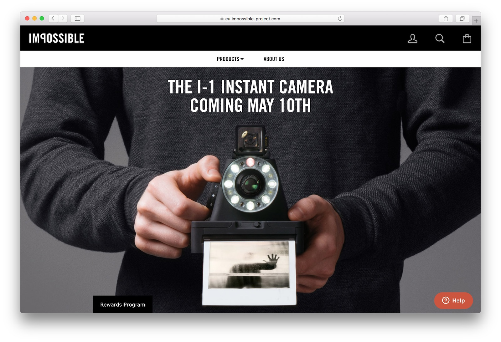 I-1 Analog Instant Camera