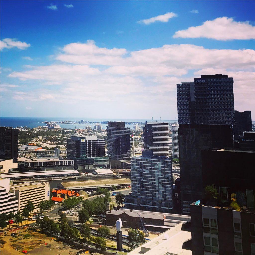 Melbourne Apartment View