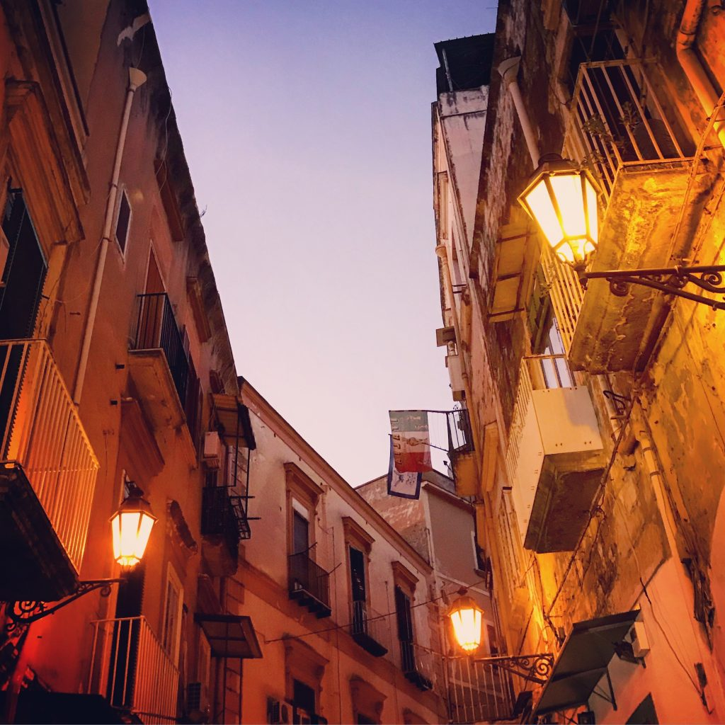 Napoli - side streets