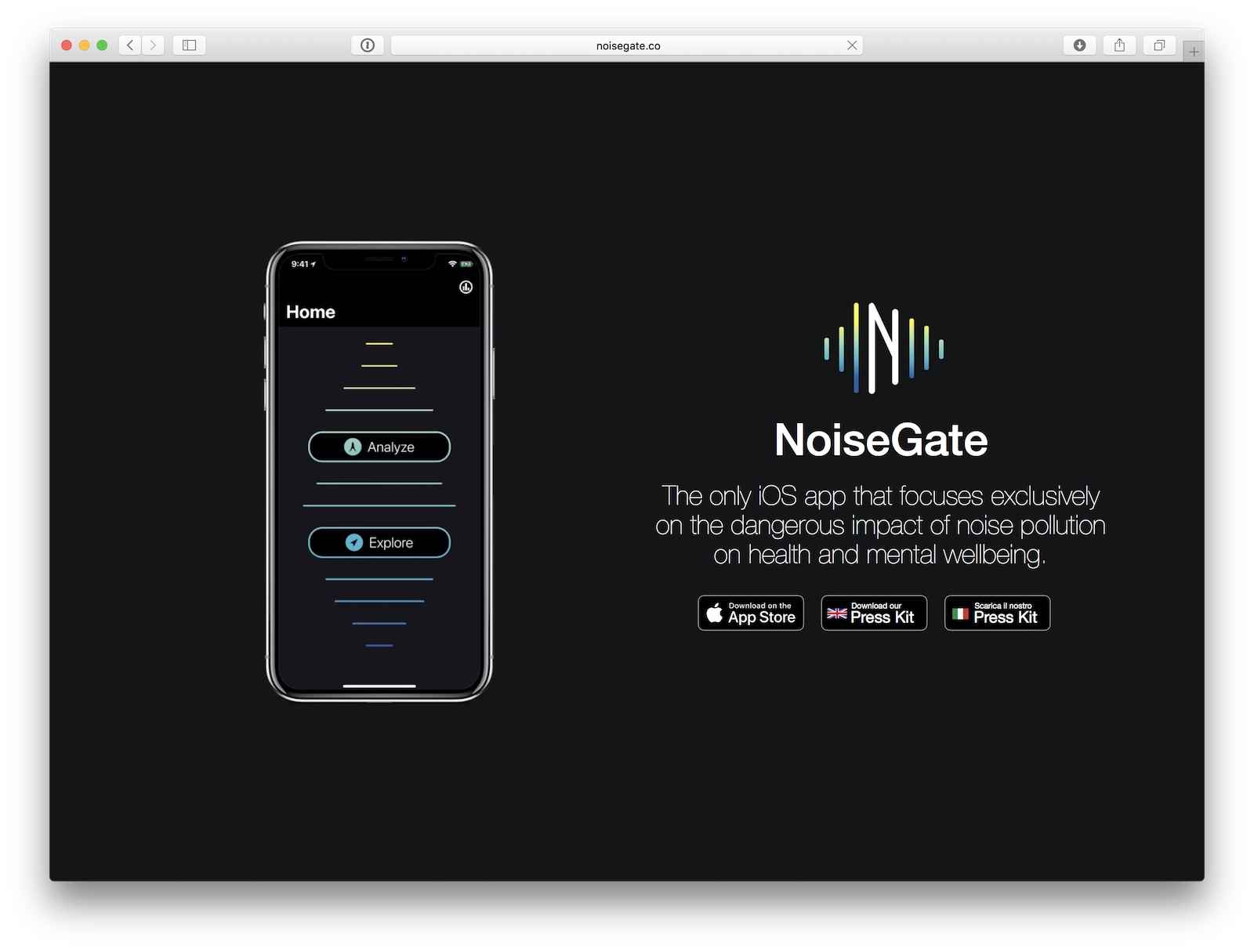 noisegate.co