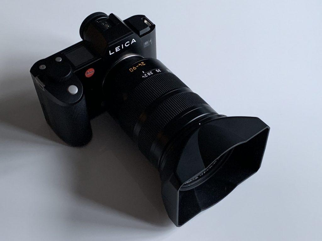 Leica SL (Typ 601) with Leica Vario-Elmarit-SL 1:2.8-4/24-90 ASPH.