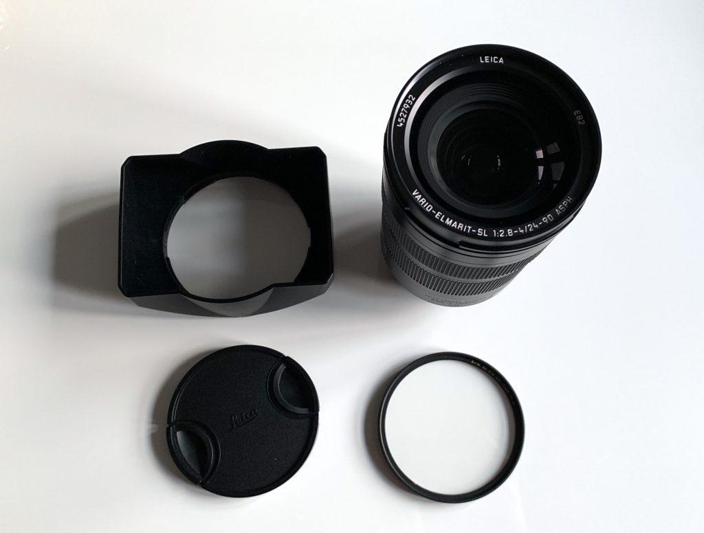 Leica Vario-Elmarit-SL 1:2.8-4/24-90 ASPH