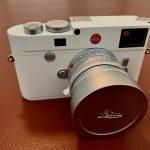 Leica M10P White with Summilux 1.4/50 White