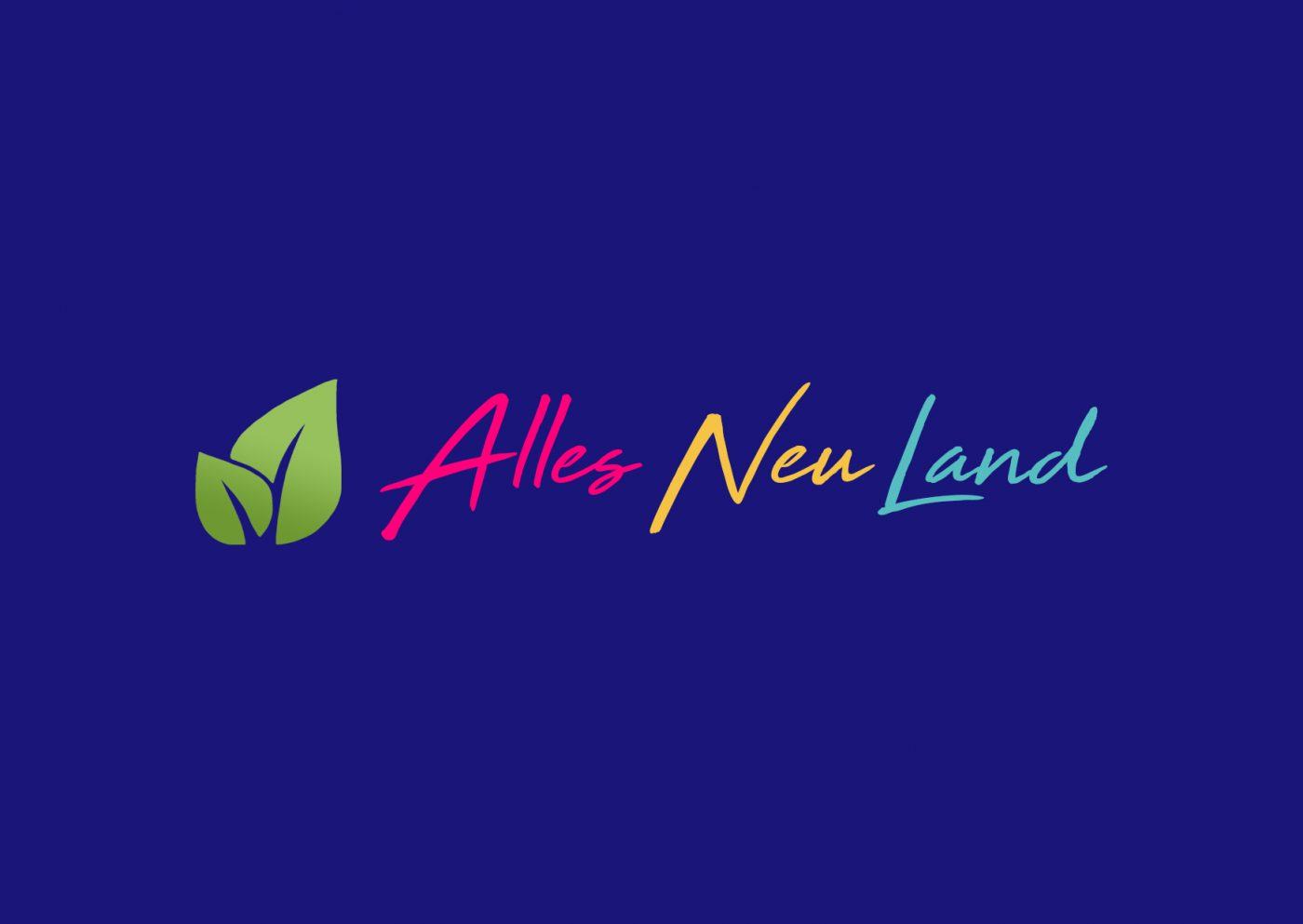 Alles Neu Land