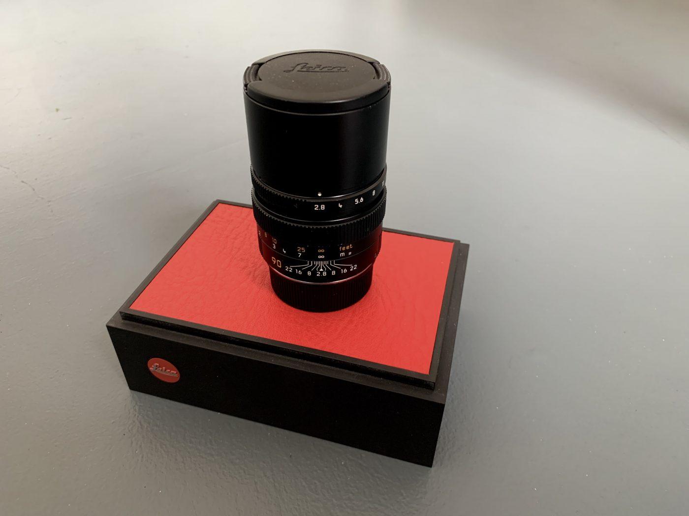 LEICA ELMARIT-M 90mm f/2.8